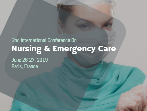 2nd International Conference On Nursing & Emergency Care