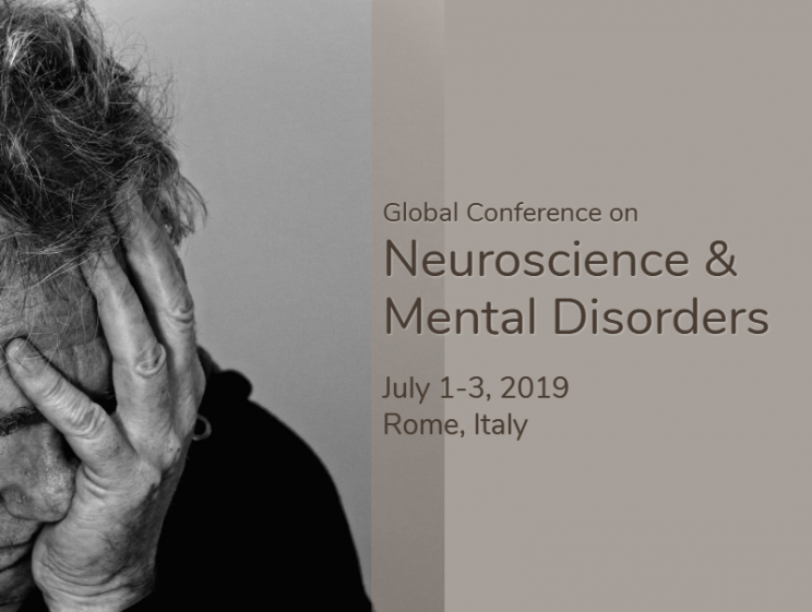 Global Conference on Neuroscience & Mental Disorders