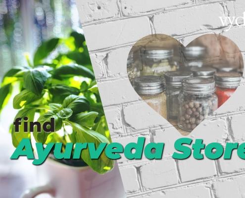Find Ayurveda Store