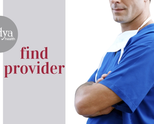 Find health care provider at Vydya Health