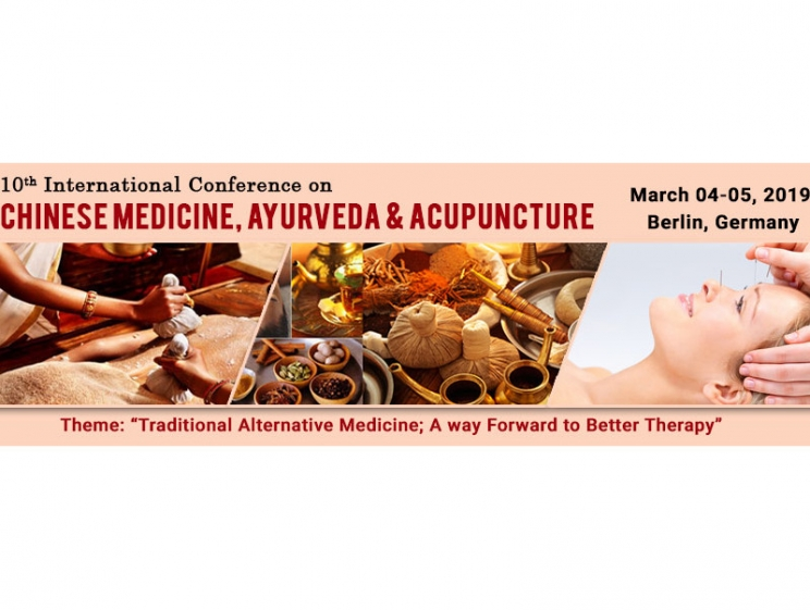 10th International Conference on Chinese Medicine, Ayurveda & Acupuncture @ Best Western Premier Airport Hotel