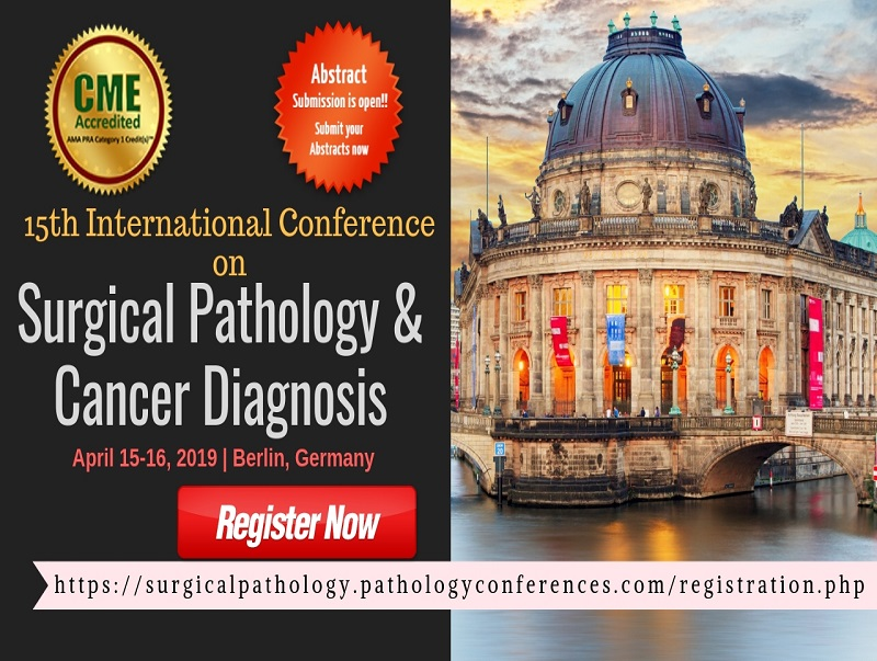 15th International Conference on Surgical Pathology and Cancer