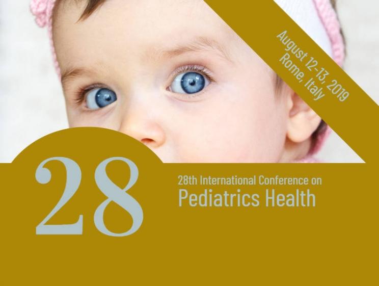 28th International Conference on Pediatrics Health