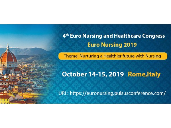 4th Euro Nursing and Healthcare Congress @ Rome, Italy