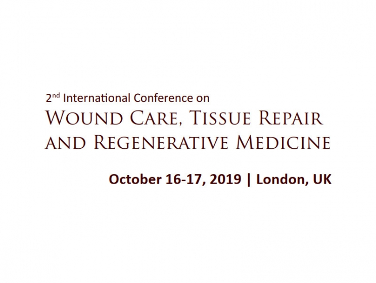2nd International Conference on Wound Care, Tissue Repair and Regenerative Medicine @ London, UK