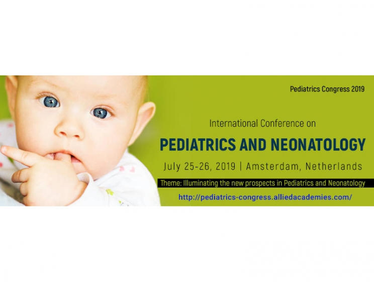 International Conference on Pediatrics and Neonatology @ Amsterdam, Netherlands