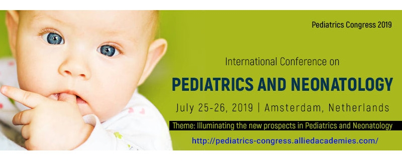 2019-07-25-Pediatrics-Conference-Amsterdam