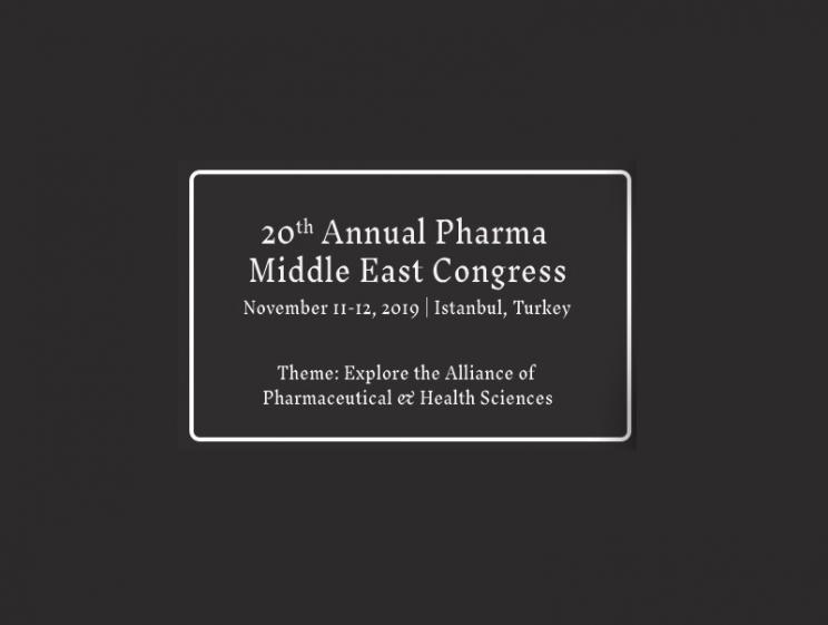 2019-11-11-Pharma-Congress-Istanbul