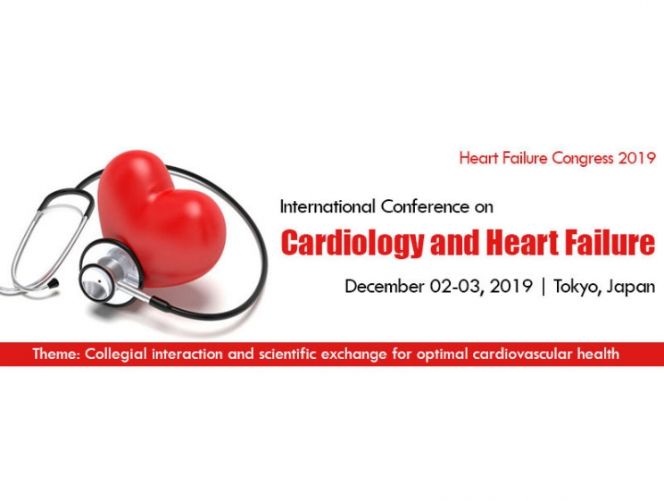 International Conference on Cardiology and Heart Failure @ Tokyo, Japan