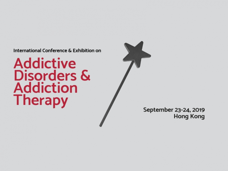 International Conference on Addictive Disorders & Addiction Therapy @ Hong Kong