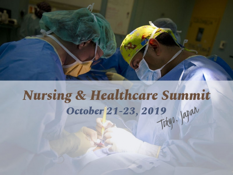 Nursing & Healthcare Summit @ Tokyo, Japan