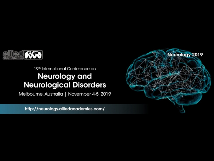 19th International Conference on Neurology and Neurological Disorders @ Melbourne, Australia