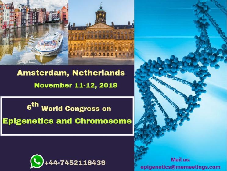 2019-11-11-Epigenetics-Congress-Amsterdam