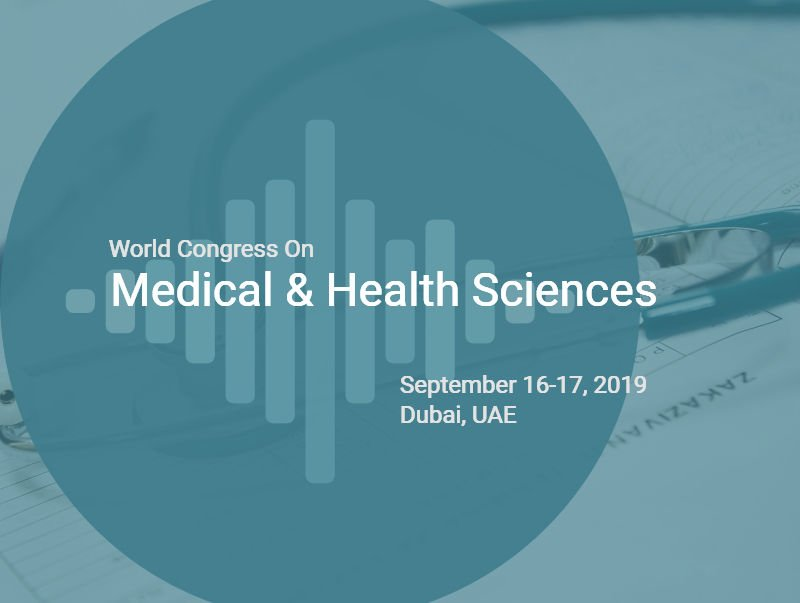 World Congress On Medical & Health Sciences : Vydya Health