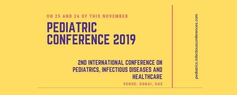 2019-11-25-Pediatrics-Conference-Dubai
