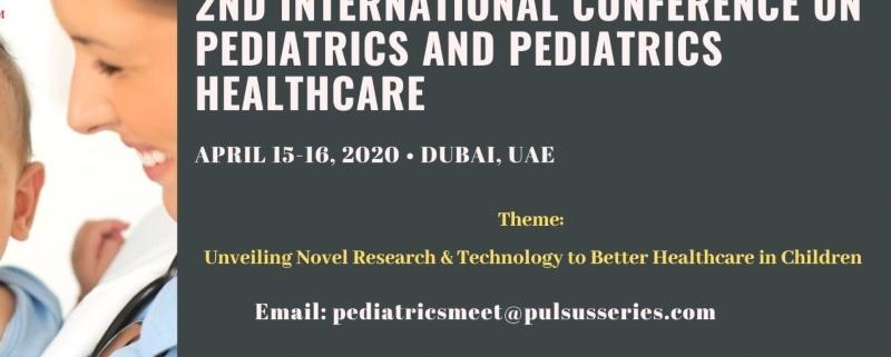 2020-04-15-Pediatrics-Conference-Dubai