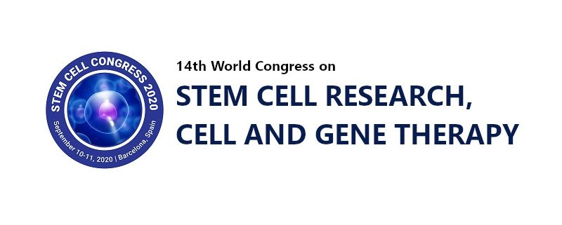 2020-09-10-Stem-Cell-Research-Congress-Barcelona