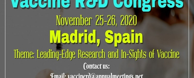 2020-11-25-Vaccine-Research-Congress-Madrid