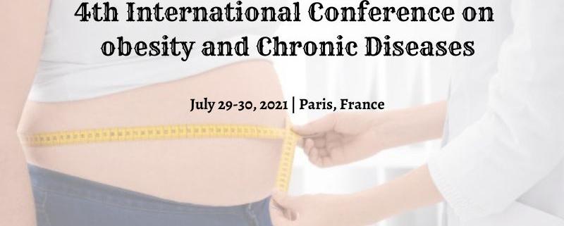 2021-07-29-Chronic-Obesity-2021-Conference-Paris