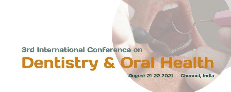 2021-08-21-Dentistry-Conference-Chennai-India